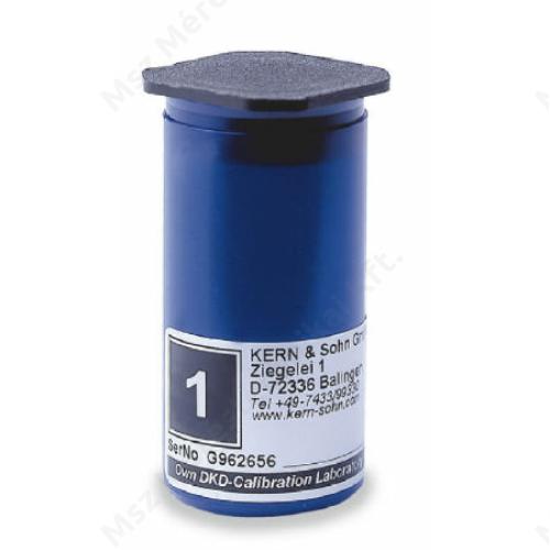 KERN műanyag doboz egyedi súlyhoz, 347-050-400