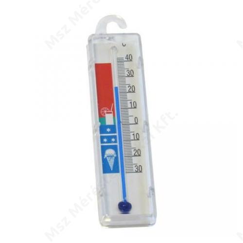 Kalibrált hűtőhőmérő
