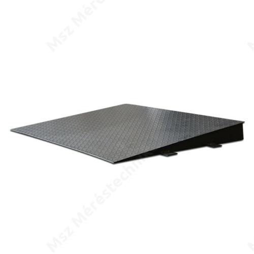 Rampa, 1000x500 mm-es szuperlapos