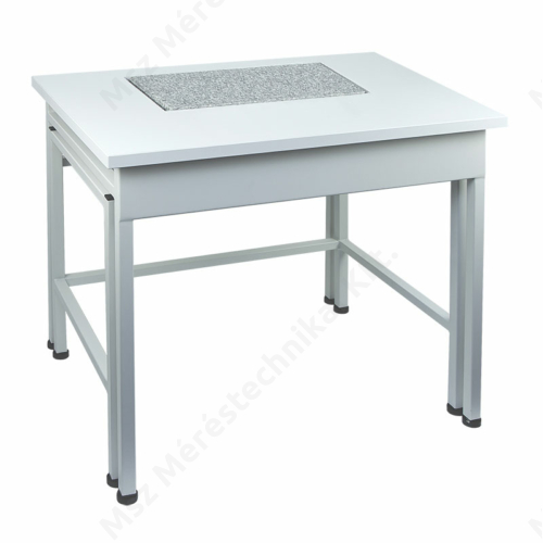SAP/C – Anti-vibrációs mérlegasztal, festett acél kivitel