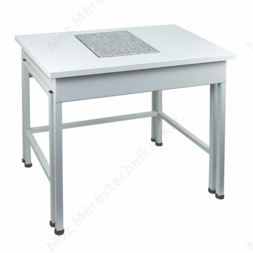 SAL/C – Anti-vibrációs mérlegasztal, festett acél kivitel