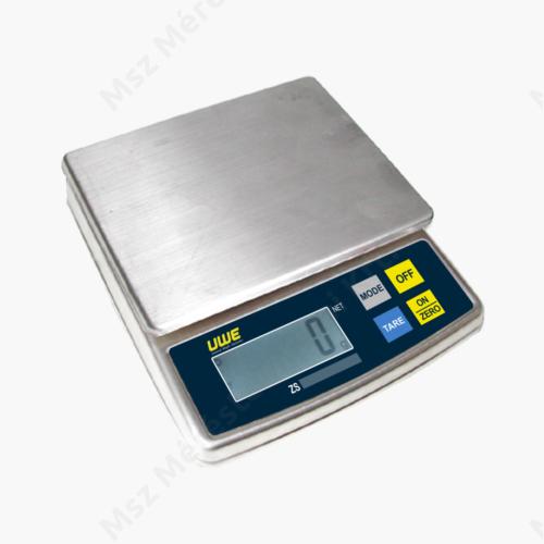 ZS 600 asztali mérleg